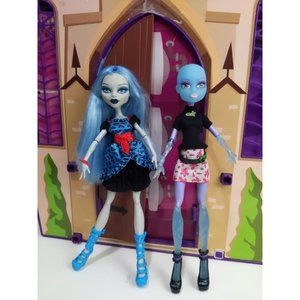 2 Monster High Dolls 11 Inches